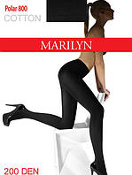 Теплые колготы Marilyn POLAR COTTON 800 (200 den)