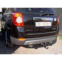 Прицепное фаркоп для Chevrolet Captiva (Шевроле Каптива)