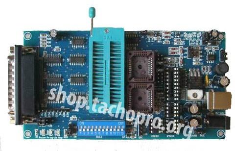 Программатор USB WILLEM PCB