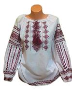 """Вишита жіноча блузка """"Мейді"""" (Вышитая женская блузка """"Мейди"""") BT-0016"""