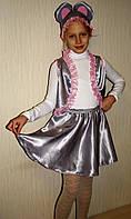 Карнавальный детский костюм Мышка для девочки продажа, Киев