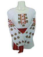 "Жіноча вишита блузка ""Міссі"" (Женская вышитая блузка ""Мисси"") BT-0035"
