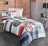 Подростковое постельное белье Luoca Patisca Ranforce Sportive 19000 Полуторный комплект