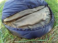 Спальный мешок армейский тактический (до -20с)
