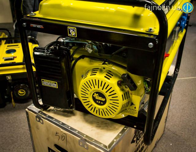 Бензиновый генератор Кентавр ЛБГ 505  фото 4