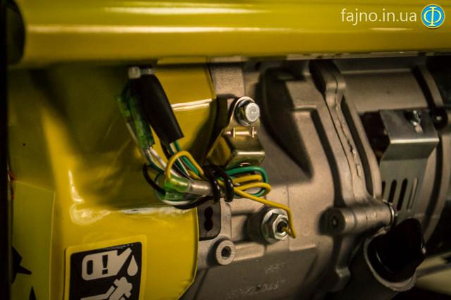 Бензиновый генератор Кентавр ЛБГ 505  фото 7
