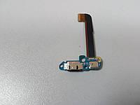 Шлейф с разъемом зарядки для HTC 801 One M7 Original