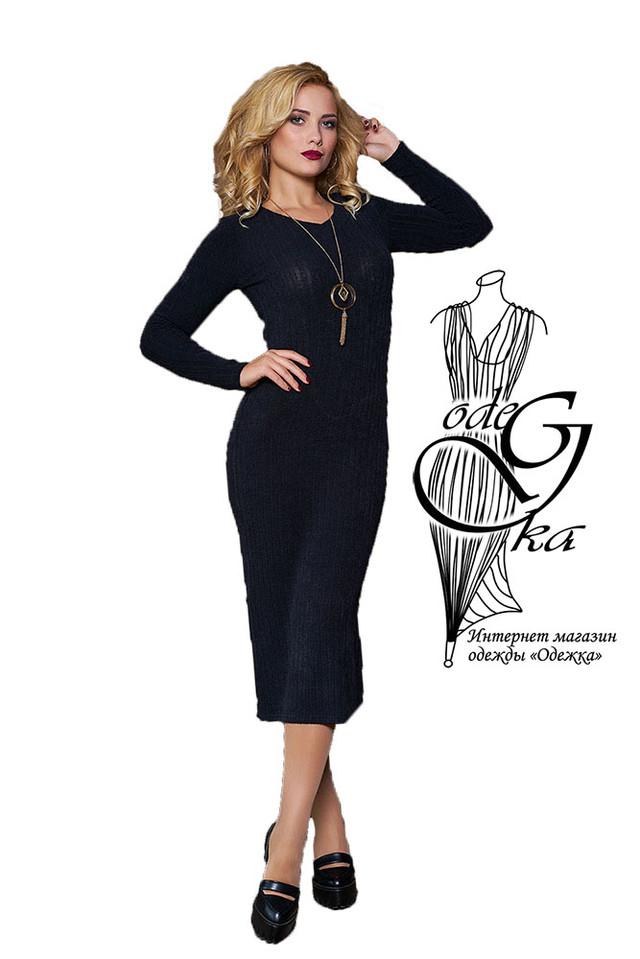 Подобные товары-2 Женского облегающего платья приталенного Ванда-3