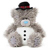 Мишка Тедди в костюме снеговика Me to you