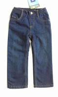 Джинсы детские утепленные штаны котоновые на подкладке Lupilu 86 92