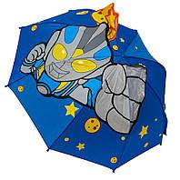 Детский зонт 3D D-55 superhero