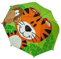 Детский зонт 3D D-55 tiger