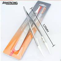Антистатический пинцет керамический прямой Vetus АА-SA