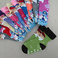 """Носки махровые детские c защ. от скольж. L (26-31). """"Корона"""".Детские  носки, носочки махровые  для детей , фото 1"""