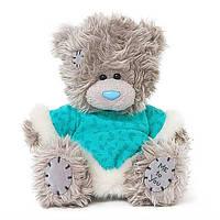 Мишка Тедди в голубом платье Me to you