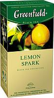 Чай черный Greenfield Lemon Spark 25 пакетов