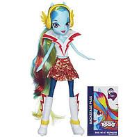 Кукла My Little Pony Equestria Girls Rainbow Rocks Rainbow Dash Doll - Девочки Эквестрии Рэйнбоу Дэш Радужный рок