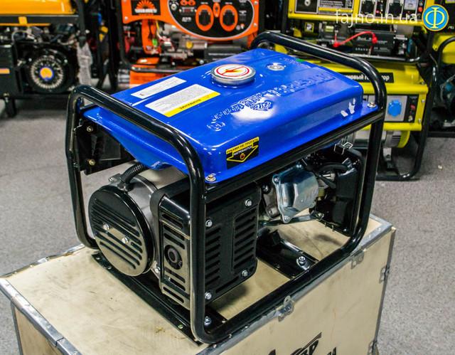Бензиновый асинхронный генератор Tiger 3700 фото 9