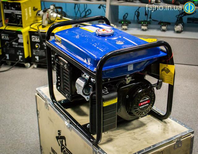 Бензиновый асинхронный генератор Tiger 3700 фото 5