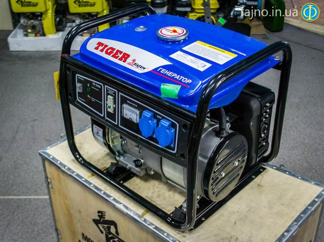 Бензиновый асинхронный генератор Tiger TG 3700 фото 12
