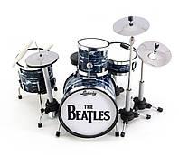 Барабанная установка Beatles сувенир