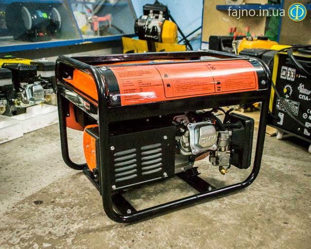Комбинированный генератор газ бензин Vitals ERS 2.0 bng фото 2