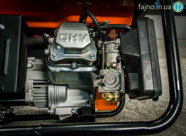 Комбинированный генератор газ бензин Vitals ERS 2.0 bng фото 3