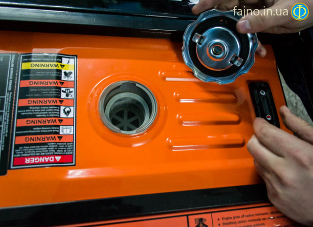 Комбинированный генератор газ бензин Vitals ERS 2.0 bng фото 7