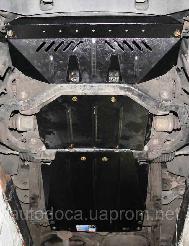 Защита картера двигателя своими руками ваз 37