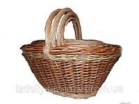 Набор грибних корзин Феделканя из лозы, фото 1