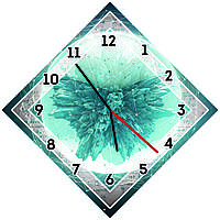 Оригинальные настенные часы Ледяной взрыв