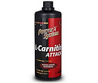 L-Carnitin Attack 1000 ml kaffee-kirsch