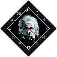 Оригинальные настенные часы Эйнштейн