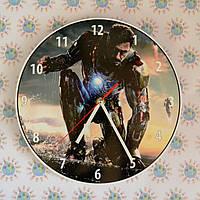 Часы настенные Железный человек 3