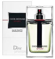 Мужская туалетная вода Dior Homme Sport (чувственный, элегантный аромат)  AAT