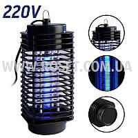 Ультрафиолетовая ловушка для комаров и москитов - Electronic Mosquito Killer Lamp