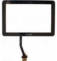 Тачскрин (сенсорное стекло) для Samsung Galaxy Note N8000, N8010, N8013 черный
