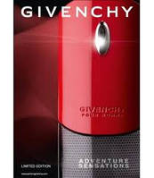 Мужская туалетная вода Givenchy Pour Home Adventure Sensations (Живанши Пур Хом Адвентуре Сенсейшен)