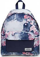 Брендовый рюкзак 24 л. Eastpak - Padded Pak'r Textures Blue EK62010N Синий