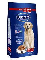 Butcher`s  Basic - сухой корм для собак  3кг на основе говядины