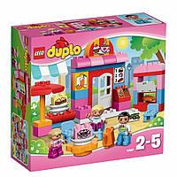 """Конструктор Лего (Lego) """"Кафе"""""""