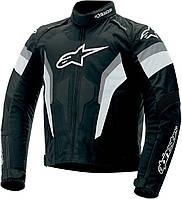 Мотокуртка ALPINESTARS T-GP Pro текстиль черный антрацит XXL