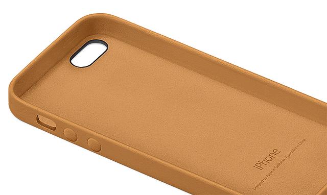 Оригинальный чехол Apple Case для iPhone 5/5S