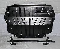 Защита картера двигателя и кпп  Volkswagen Caddy 2003- с установкой! Киев