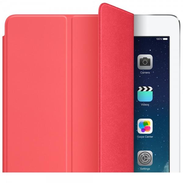 Оригинальный Чехол Apple Smart Cover Pink для iPad Air (Розовый)
