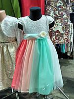 Детское праздничное платье  Маленькая-Фея