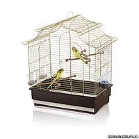 Imac ПАГОДА ЭКСПОРТ (PAGODA EXPORT) клетка для попугайчиков, пластик 50х30х53 см.
