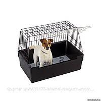 Ferplast Atlas Vision SMALL Клетка для перевозки собак в машине, 72 x 41 x h 51 см.