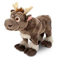 Плюшевая игрушка олень Свен 28 см Дисней / Plush Sven Disney