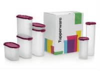 Емкости для сыпучих продуктов 7шт. - подарочный набор Компактус Tupperware.Идеальный порядок на ваших полках!